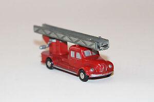 Schuco Piccolo Nr. 745 Magirus Feuerwehr von 1960
