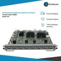 HP FlexNetwork 7500 8-Port 10G SFP+ SC Module - JF290A