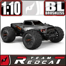 Team Redcat TR-MT10E 1/10 Scale 4WD Electric Brushless RC Truck Gun Metal