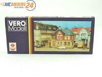 E143 VERO Modell H0 TT 2/40 Gebäude Bausatz Post Postamt *NEU*