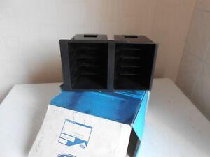 FORD GRANADA SCORPIO MK3 1985-95, CASSETTE STORAGE/ HOLDER**NEW** 92GB 19A089 BA
