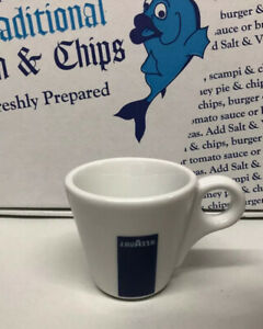 1 Lavazza Espresso Cups Only Blue Box Logo (tazza Coffee Senza Piatto) 20002124