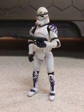 Star Wars ARC-170 Elite Squad Clone Trooper Hasbro 2004 Restored Figure