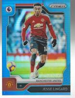 JESSE LINGARD 2019-20 PANINI PRIZM PREMIER LEAGUE BLUE REFRACTOR /#199 MADE EPL