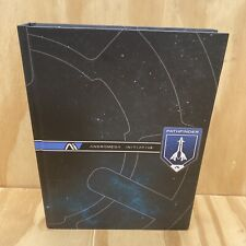 The Mass Effect: Andromeda Collector's Edition Guide (Hardback)