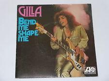 45 tours SP - GILLA - BEND ME SHAPE ME - 1978
