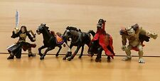 Various Papo Fantasy Action Figures Horses Goblin Pirate
