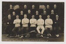 Hampshire postcard - No 16 Class Head Quarter Gymnasium, Aldershot, 1916 (Sport)