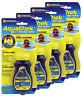 4 x 50 4 Way AQUACHEK Test Strip Hot Tub Swimming Pool Spa 200 Strips Chlorine