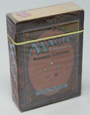 Italian Revised Starter Deck Box Factory Sealed MTG Magic