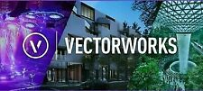 VectorWorks 2020 - DESIGNER - FOR WIN & MAC - LIFETIME ACTIVATION - FAST SHIP!!!