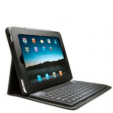 Teclado Bluetooth para Apple iPad 1- 2 y 3 bolso de la tinta