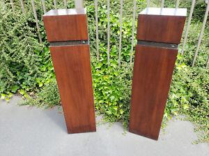JBL Aquarius IV Speakers (Type S109)- circa 1971