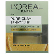 L'Oreal Pure Clay Bright Mask 50ml