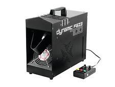 EUROLITE Dynamic Faze 700 Dunstnebelmaschine Fazer mit Timer-Steuerung und LEDs