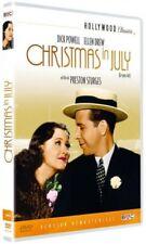 Christmas in July DVD NEUF SOUS BLISTER