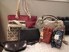 Michael kors handbag lot