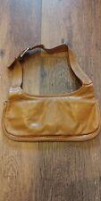 Ted Baker Tan Brown Leather Shoulder Bag Handbag with original dustbag