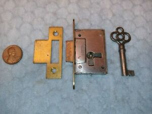 Cabinet Door/Drawer Latch Spring Loaded Full Mortise