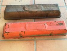 60's 1960's  REAL Small Block Chevy 327 OEM Valve Covers Rat Hot Rod