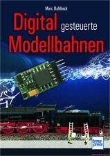 Fachbuch Digital gesteuerte Modellbahnen, Tipps zu Planung und Bau, NEU