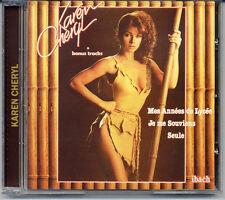 Karen Cheryl – Mes Années de Lycée (Remastered) CD NEW