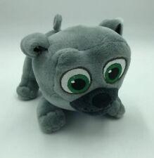 "Bingo Puppy Dog Pals Disney Jr  6"" Plush Grey with Blue Collar Stuffed Animal Hh"