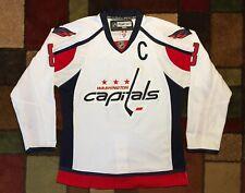 Authentic Alex Ovechkin Washington Capitals NHL Reebok Hockey Jersey SZ 50