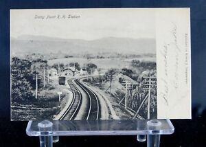 Stony Point, NY - Railroad Station - New York