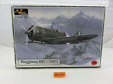 AZ Model Reggiane RE-2003 1/72 Scale Limited Edition Plastic Model Kit UNBUILT