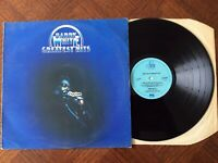 BARRY WHITE GREATEST HITS VINYL LP 1975 20TH CENTURY RECORDS 1ST PRESS A1/B1 VG
