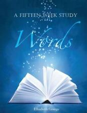 NEW Bible Study Workbook WORDS  Elizabeth George The Power of the Tongue