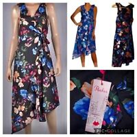 Parker floral midi dress nwt MSRP398 SIZE M