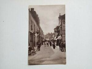 Old Printed Postcard. East Street, Southampton, Hampshire.