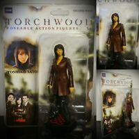 TORCHWOOD Toshiko Sato Second Wave Action Figure Toy BBC Rare Collectable 06