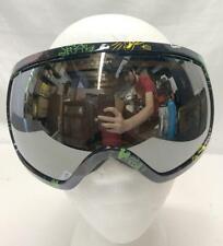 Electric EG2 Snow Ski Snowboard Goggle Cartoon Rasta Lens Bronze Silver Chrome