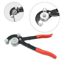Rohr Biegezange für Metall + Kupfer Rohrbieger KFZ Werkzeug Bremsleitung biegen