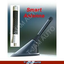 Smart Car Antenna Silver Carbon  Easy-to-Fit, NEW Audi A3 S3 A4 S4 A5 A6