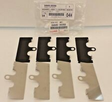 LEXUS OEM FACTORY FRONT BRAKE PAD SHIM KIT 2007-2011 GS350 GS450H (04945-30350)