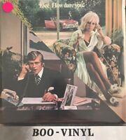 """10cc – 'How Dare You!' 12"""" vinyl album LP. 1975 UK GATEFOLD. Ex+"""