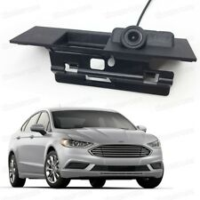 Car Trunk Handle w/ CCD Rear View Camera Backup for Ford Fusion Sedan 2017-2018