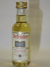 Defender Blended Whisky 50 ml 40 % mini flaschen bottle miniature bottela