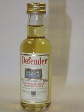Defender Blended Whisky 50 ml 40 % mini flaschen bottle miniature bottela