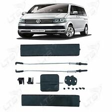 VW TRANSPORTER T5 T6 SLIDING DOOR WINDOW GLASS HANDLE LATCH REPAIR KIT 2003-2014