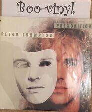 PETER FRAMPTON PREMONITION 1985 UK PRESSED VINYL LP+ INNER EX/EX CON