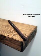 Handmade Rustic Floating Shelf/Fire Surround Mantelpiece/Radiator Shelf