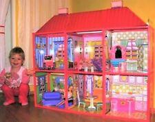 XXL Barbie Haus mit möbel ! NEU