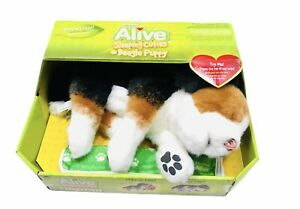 Alive Sleeping Cuties- Beagle Puppy (WowWee New Other )
