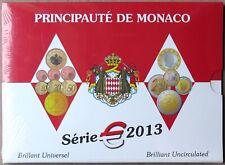 MOX2013.1 - COFFRET BU MONACO - 2013 - 1 cent à 2 euros - sous Blister