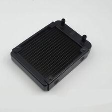 Komputer Heizkörper Wasser kühlender Kühler für CPU Kühler Alu 120mm PC schwarz